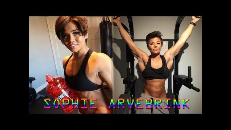 Sophie Arvebrink - powerlifters from Sweden №1