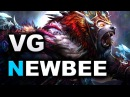 NEWBEE vs Vici Gaming SICK SEMI FINAL DotaPIT 6 MINOR DOTA 2