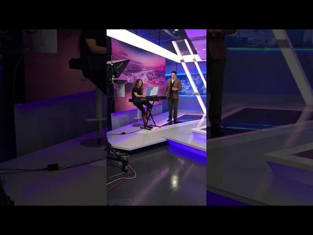 Carlos D'Onofrio en vivo en San Petersburgo, canal N 78