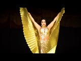 Suraiya Polish Bellydancer- Isis Wings Fantasy - Dramatic Icarus Story