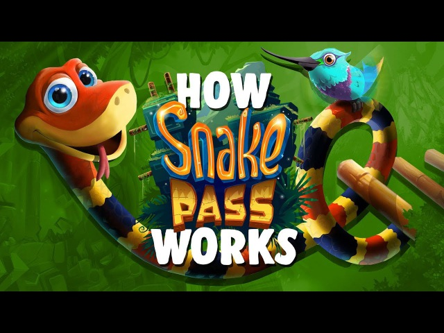 How Snake Pass Works | Game Maker's Toolkit