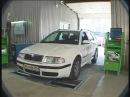 Діагностування автомобіля на універсальному стенді