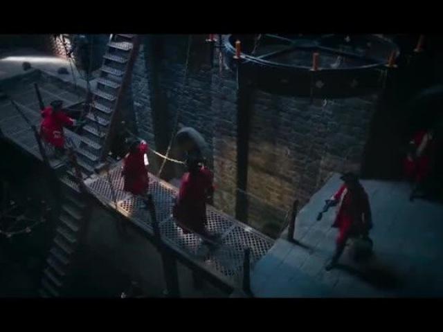 Видео к фильму «Тайна Печати дракона: путешествие в Китай» (2018): Международный ти...