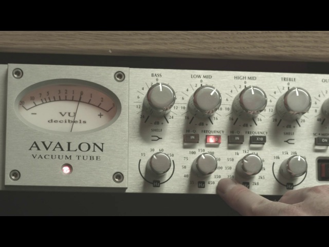 Avalon 737 Overview/Test