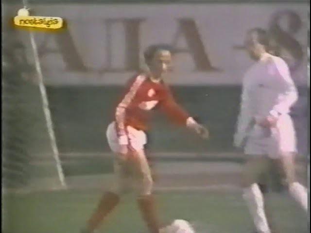 04.03.1981 КЕЧ 1/4 финала 1 матч Спартак (Москва) - Реал (Мадрид, Испания) 0:0