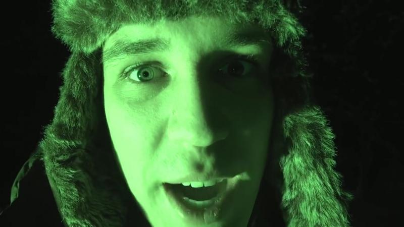 [Всё по Маслу] 24 часа в лесу | Дополнение к GhostBuster | Ночь в церкви