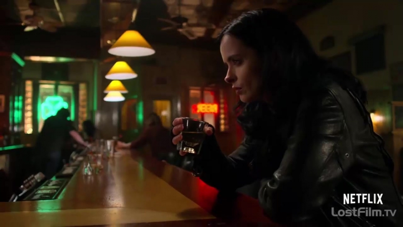 «Джессикиа Джонс»: озвученный трейлер ко 2 сезону