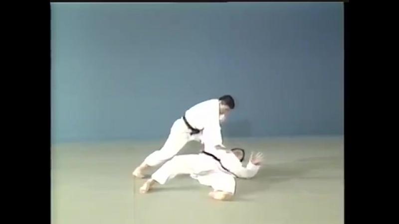 Ju Jutsu.Традиционное Кодокан Дзюдо.Нагэ вадза.Ко сото гари.