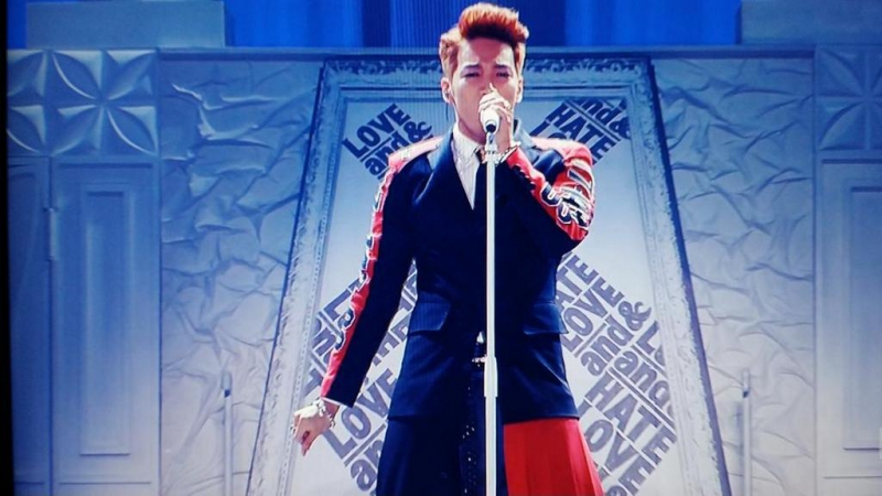 DVD1 Jun. K (From 2PM) Solo Tour LOVEHATE