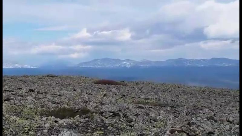По дороге на Вогульский камень