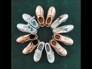Наша обувь сияет ярче, чем самое яркое золото осени ✨