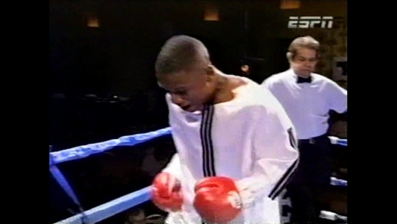 07 Floyd Mayweather vs Tony Duran 1997 05 09