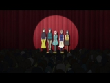 MedusaSub Sakura Quest  Квест Сакуры  20 серия  русские субтитры