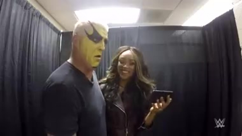 Goldust and Alicia Fox will team up for WWE Mixed Match Challenge