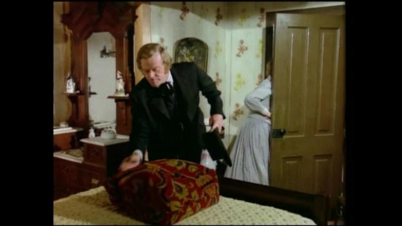 La Casa Nella Prateria 1x06 Un Insolito Funerale