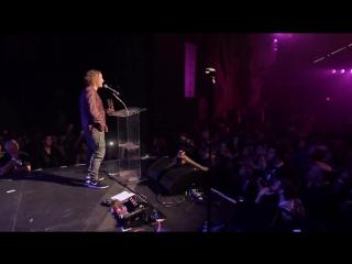 Речь Corey Taylor на вручении награды Rock to Recovery 2017 Icon Award (озвучка, мат)
