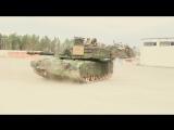 M1A2 SEP V2 в камуфляже Woodlands