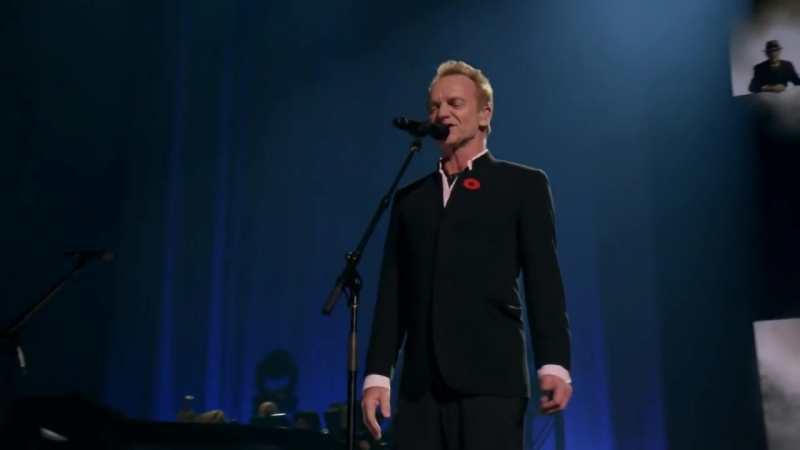 Sting at Tower of Song_ A Memorial Tribute to Leonard Cohen 2017