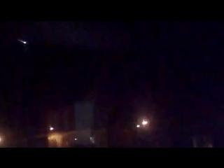 В Мурманской области упал метеорит