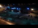 Дрифтеры на парковке Магнита по адресу Лелюшенко, 4 - 16.01.18 - Это Ростов-на-Дону!