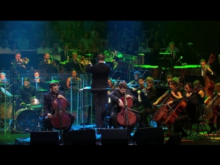 2CELLOS инструментально исполнили For The Love Of A Princess Live at Sydney Opera House