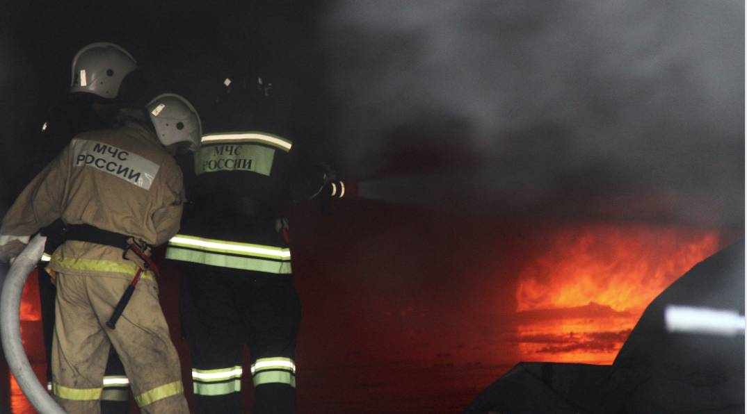 В новогодние праздники в Таганроге в одном из гаражей ГСК 11/1 заживо сгорели два человека