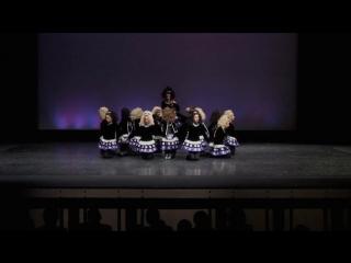 Irish Dance - Celtic Steps School (US) - Salmon of Knowledge