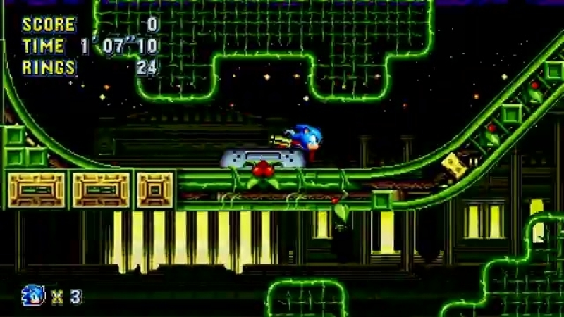 Sonic Mania - Pre-Order Trailer _ PS4.mp4