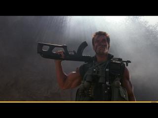 Художественный фильм - Коммандо (Commando). 1985г. Полная версия.