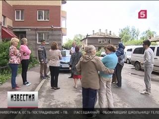 Жители Шлиссельбурга сидят без горячей воды за долги свыше 20 миллионов рублей