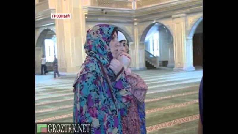 Чечня. Частицы лучшего из людей в «Сердце Чечни»