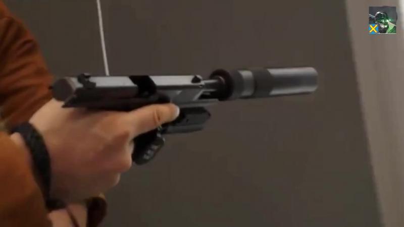 Разбор оружия в Payday 2- ПЛ-15