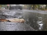 Потепление на улице Рахова