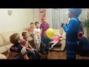 день рождения сыночка 5 лет