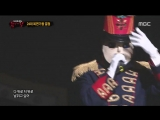Music Captain of our local - Fantastic Baby (King of Masked Singer)