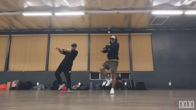Future Im so Groovy Choreography by Bam Martin Lyle Beniga