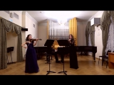 Ф. Шуберт Серенада для дух скрипок и фортепиано