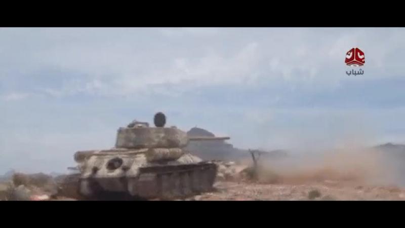Т-34 в Йемене