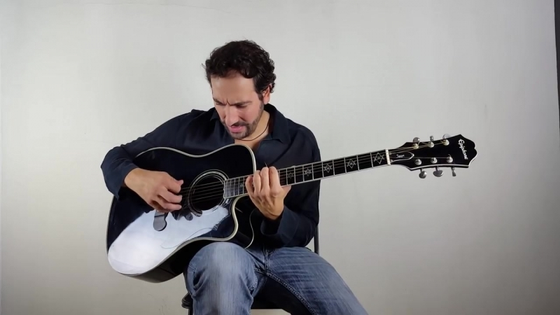 Misirlou - Pulp Fiction (opening)- Antonis Simixis (cover)- Acoustic Guitar