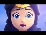 LEGO DC Super Hero Girls - Отпуск