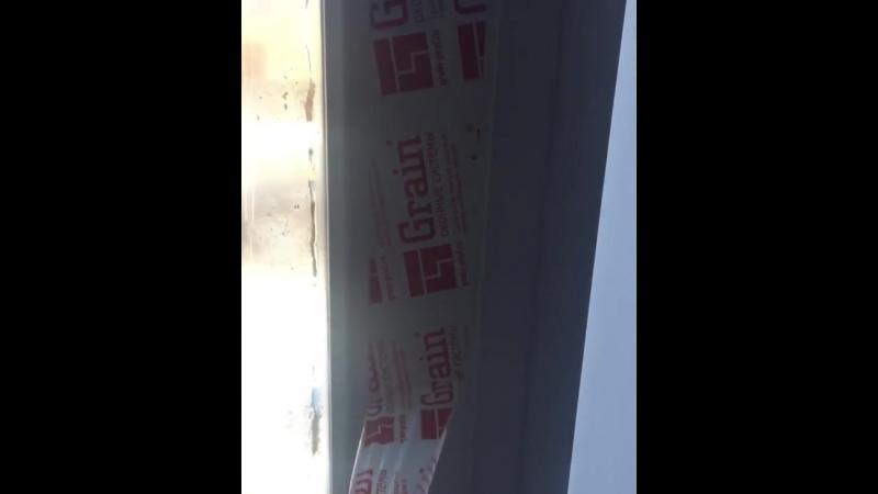 Установили окно Или может вы делали ремонт и защитили его пленкой Тогда мы поможем Очищение от плёнки БЕЗ СЛЕДОВ И ЦАРАПИН👍🏼
