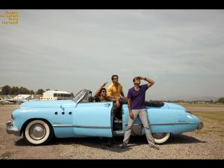 Dil Dhadakne Do | Zindagi Na Milegi Dobara | Indian Films | Жизнь не может быть скучной | RUS SUB