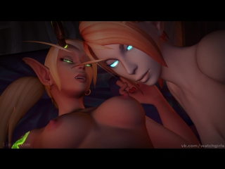 Really. blood elf porno hentai