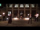 Театр огня MidgarD Грандиозный финал Викторианского бала 2018