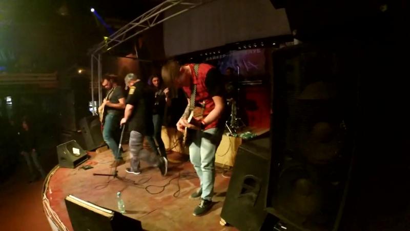 РАКЕТА - Про СЕКС live at the BRC