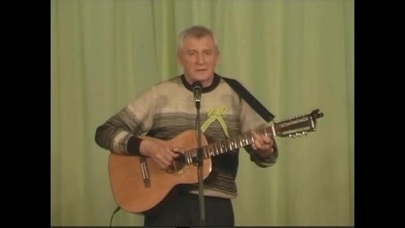 Валерий Толочко - На Дороге Жизни (А.Розенбаум) 25.01.2014г