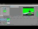 СВОИМИРУКАМИ Как убратьвырезать фон на любом видео/БЕЗ ХРОМАКЕЯ/ Sony Vegas/СВОИМИРУКАМИ