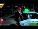 Trump und Kim beim gemeinsamen Stadtrundgang in Pjöng Tschang
