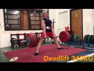 Чанг Кай Джи, тяга 320, 330, 340 и 342 кг
