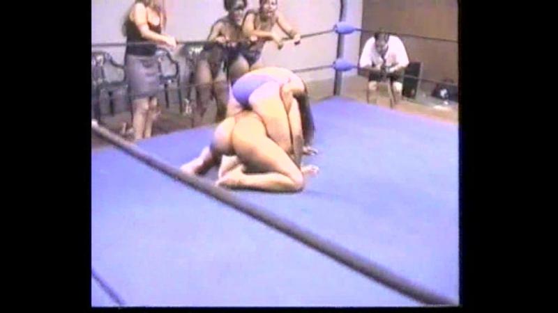 Semi Competitive Female Wrestling